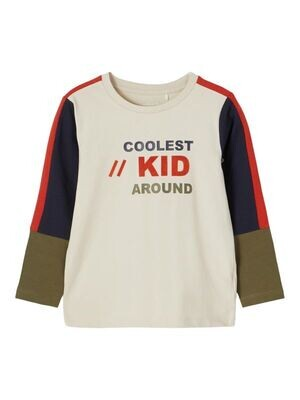 Name It Boys L/S T-Shirt M(13186400)