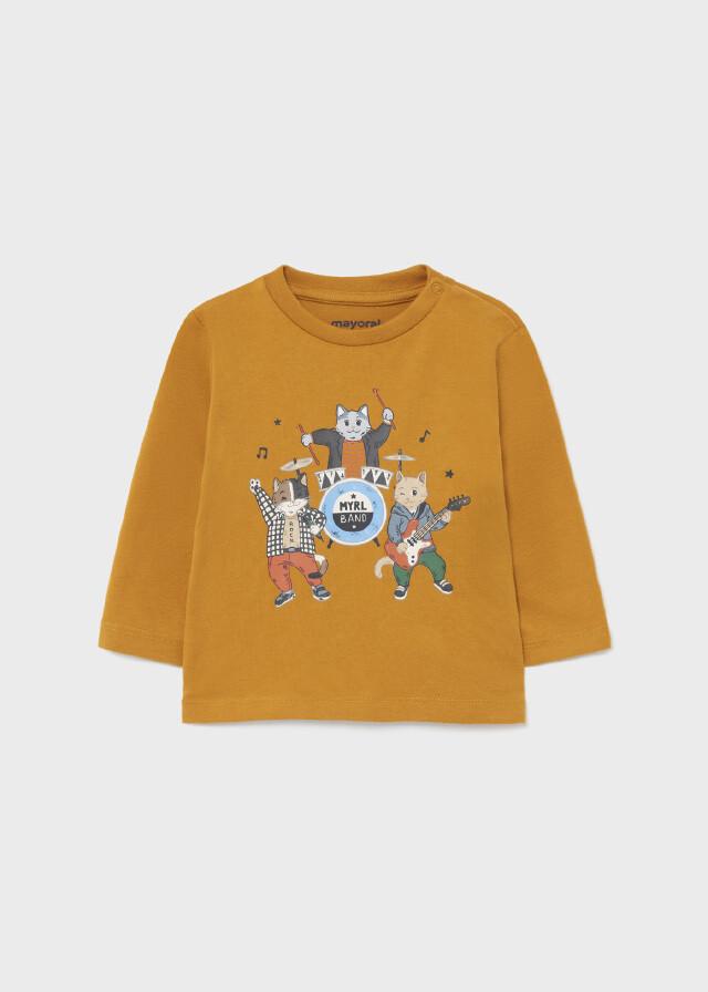 Mayoral Boys LS T-Shirt (2085)