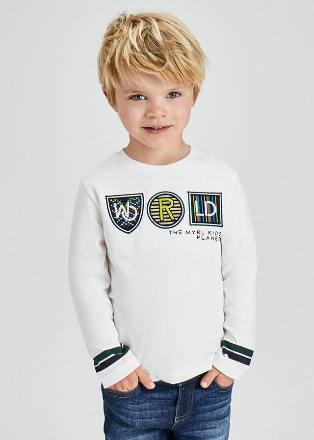 Mayoral Boys LS T-Shirt (4080)
