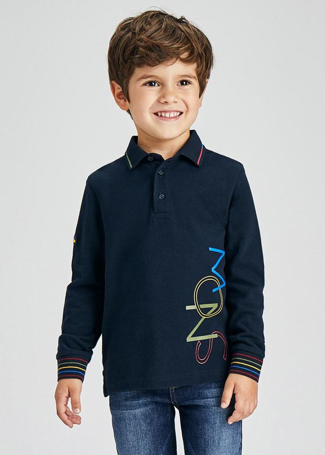 Mayoral Boys Polo Shirt (4157)