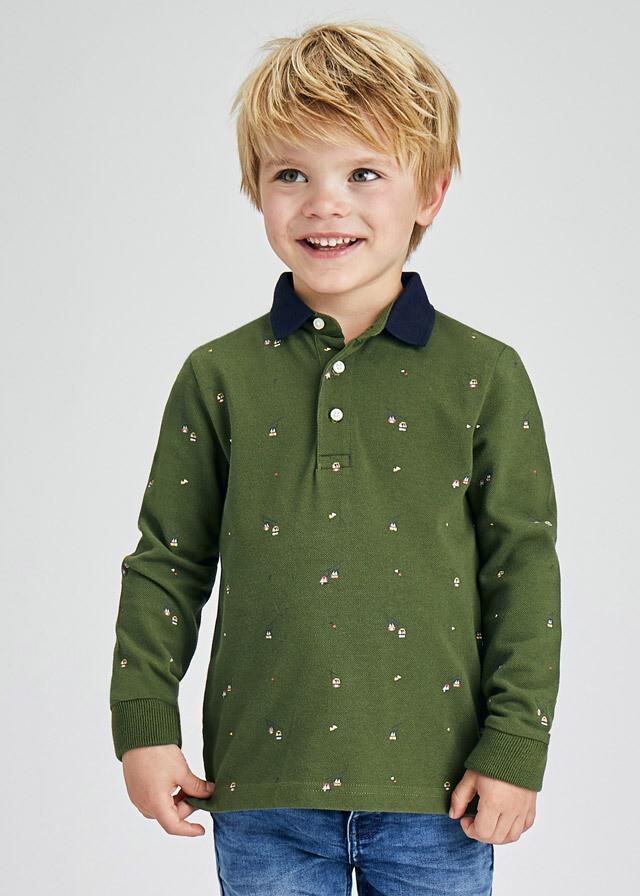 Mayoral Boys Polo Shirt (4158)