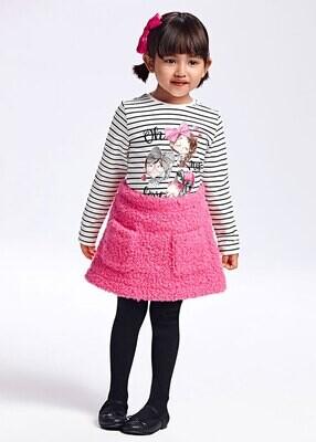 Mayoral Girls Skirt Set (4942)