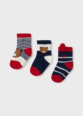 Mayoral Baby Sock Set (9424)
