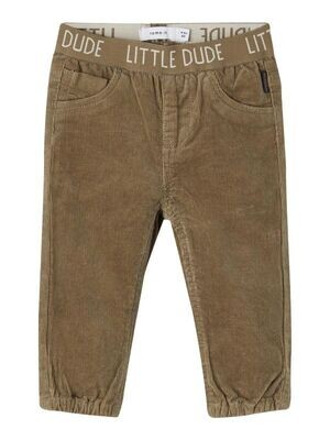 Name It Baby BoyCord Trousers (13191686)