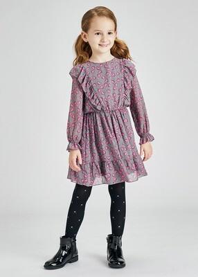 Mayoral Girls Dress (4929)