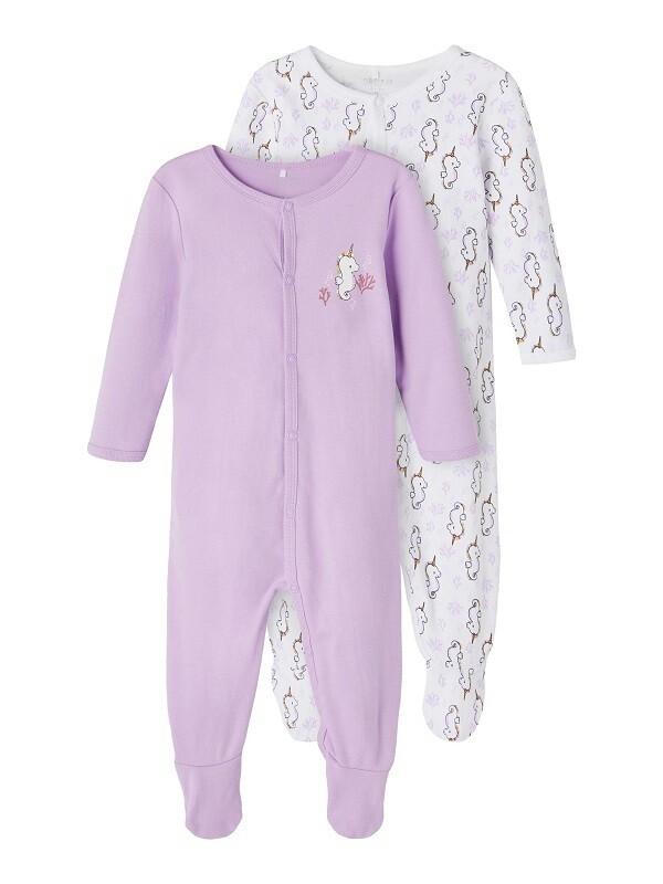 Name It Girls Babygrow Multipack (13198206)
