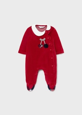 Mayoral Baby Girls Babygrow (2667)