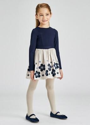 Mayoral Girls Dress (4916)
