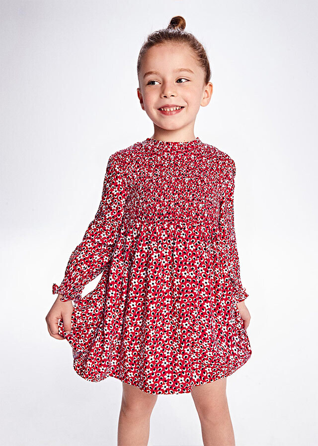 Mayoral Girls Dress (4922)
