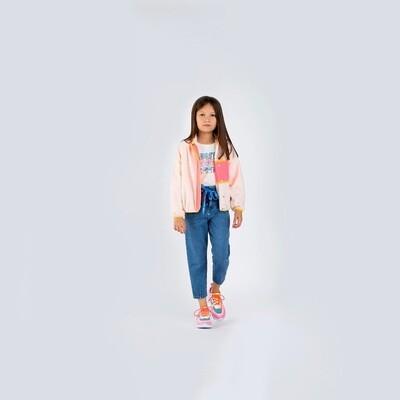 Billieblush Girls Fleece Jacket (U15898)