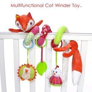 Baby Crib/Pram Winder Toy (BB120)