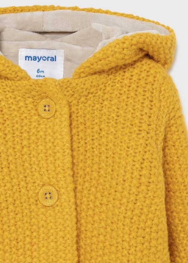 Mayoral Girls Knit Coat (2388)