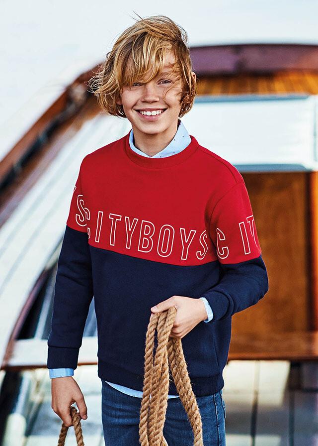 Mayoral Boys Sweatshirt (7408)