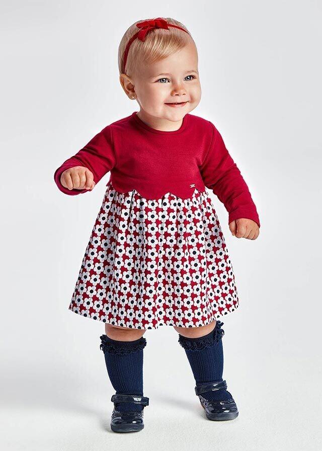 Mayoral Girls Dress (2911)