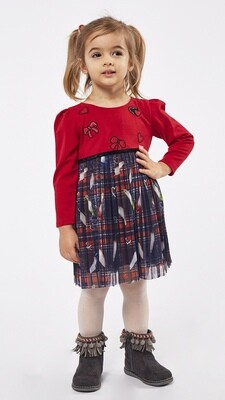 Ebita Girls Dress (215292)