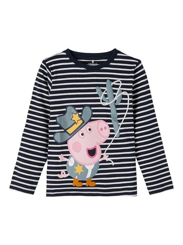 Name It Boys Peppa Pig Top M(13191891)