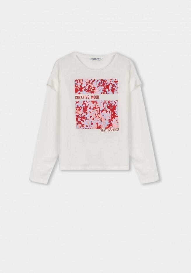 Tiffosi Girls L/ST -Shirt (10041281)