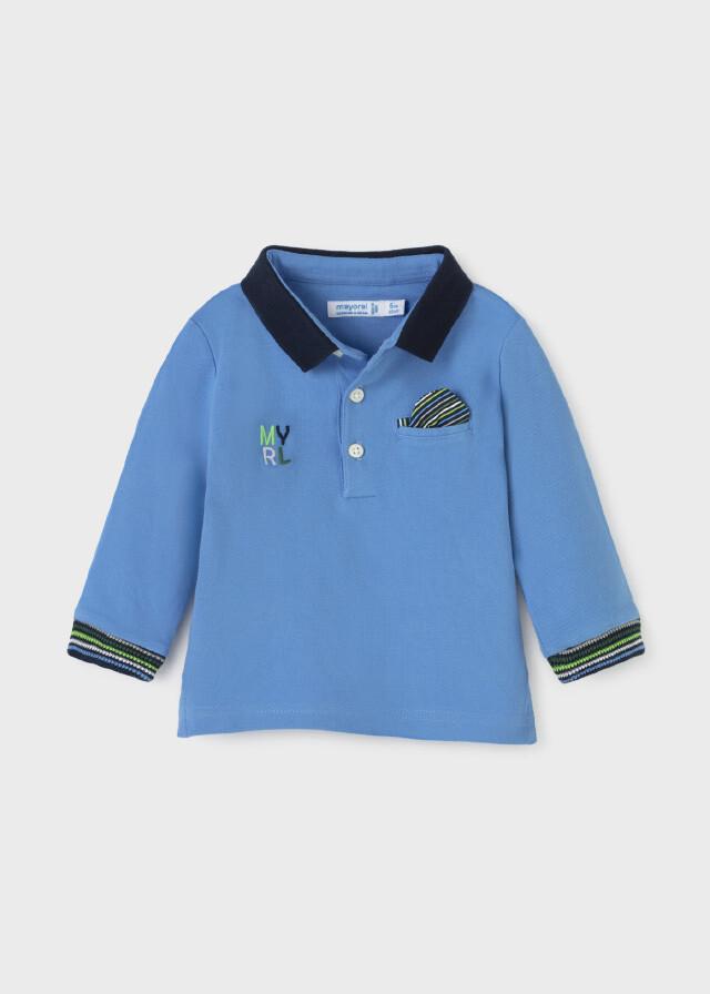 Mayoral Boys Polo Shirt (2143)