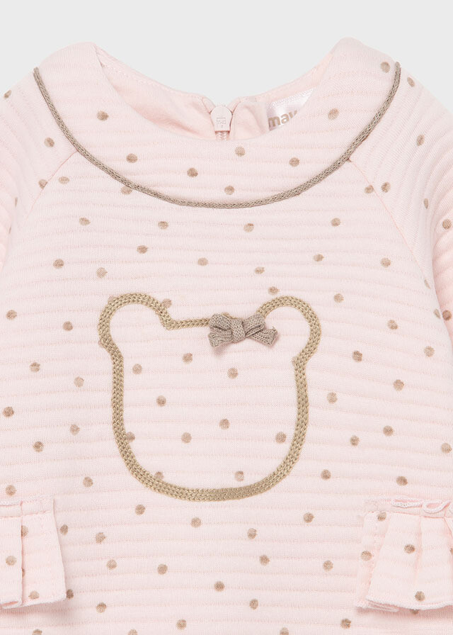 Mayoral Baby Girls Babygrow (2657)