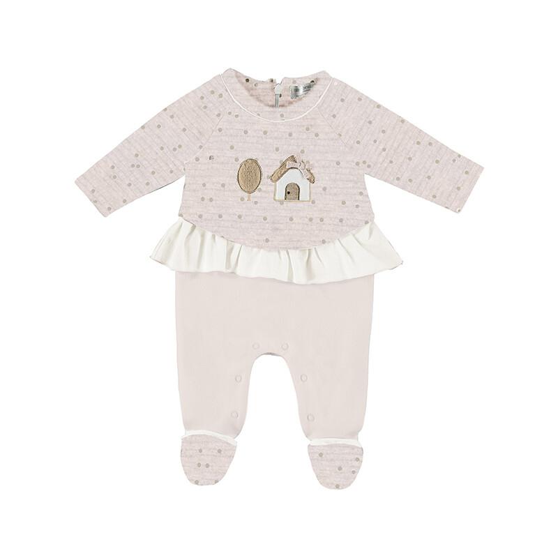 Mayoral Baby Girls Babygrow (2658)