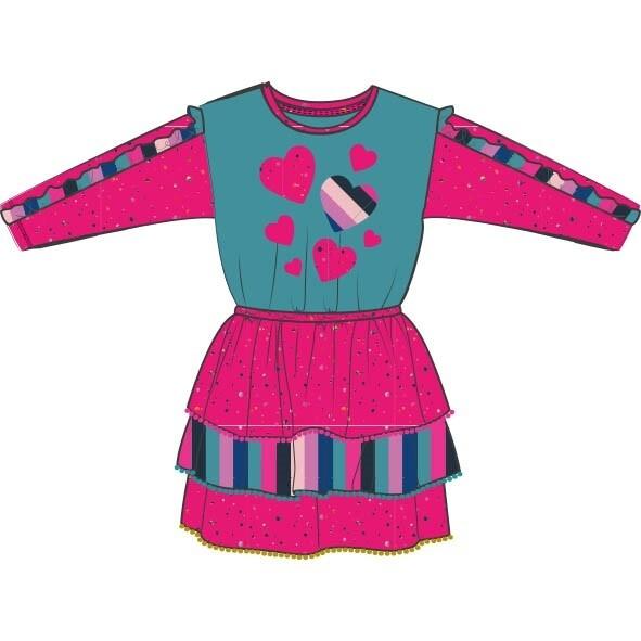 Happy Calegi Girls Dress (CA2078)
