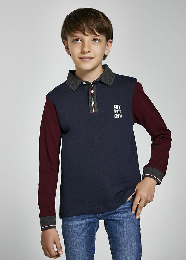 Mayoral Boys Polo Shirt (7147)