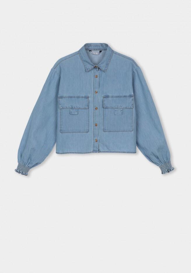 Tiffosi Girls Shirt (10040607)