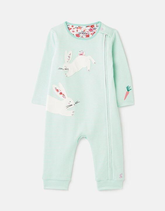 Joules Baby Girls Winfield Babygrow (214370)