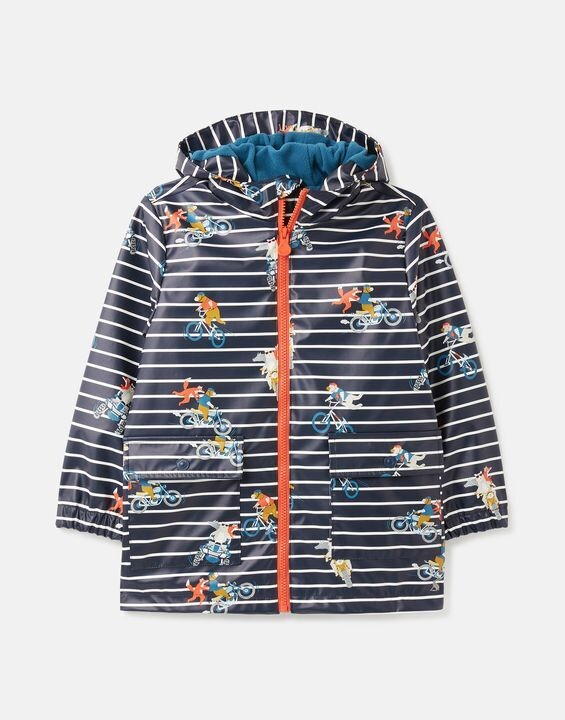 Joules Boys Skipper Raincoat (214234)