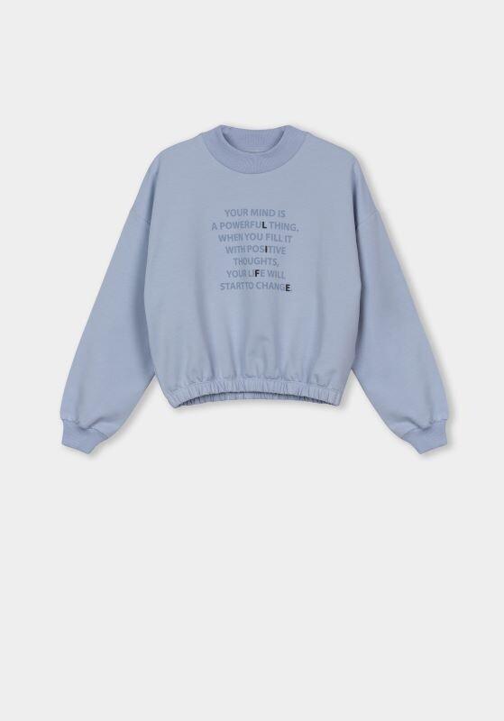 Tiffosi Girls Cropped Sweater (10041343)