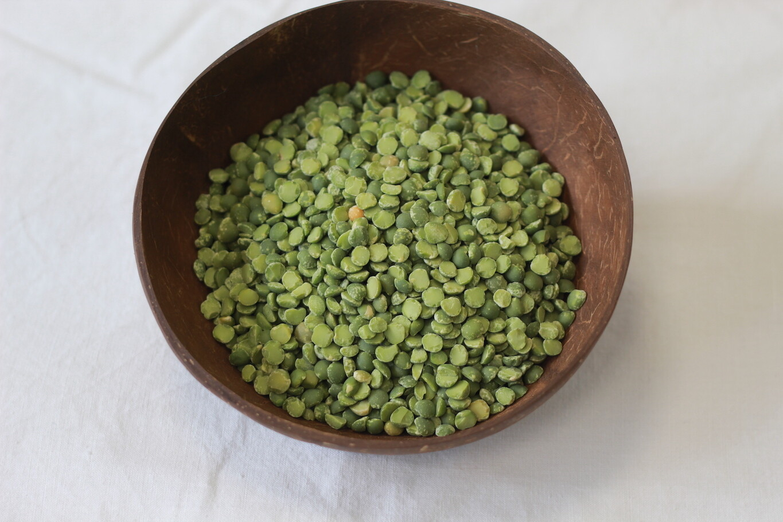 Organic Green Split Peas 250g