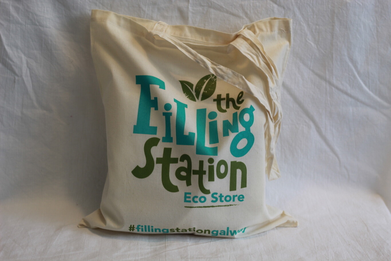 Organic Cotton Filling Station Bag