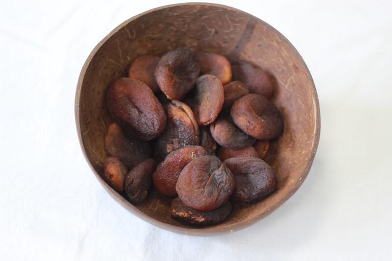 Organic Apricots Dried 250g