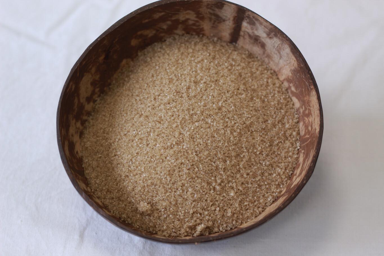 Organic Cane Sugar 250g