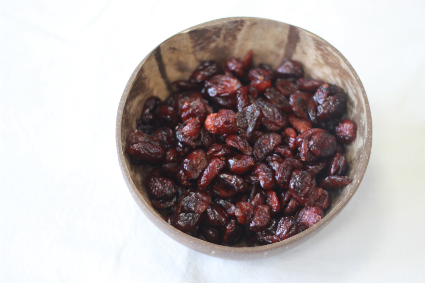 PRICE DROP!!!!!Organic Cranberries Dried 200g