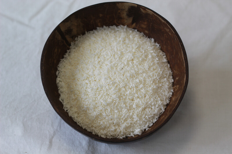 Organic Coconut Desiccated 100g