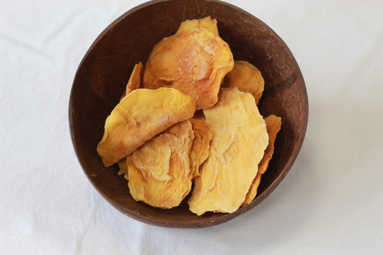 PRICE DROP!!!!! Organic Dried Mango Strips 100g