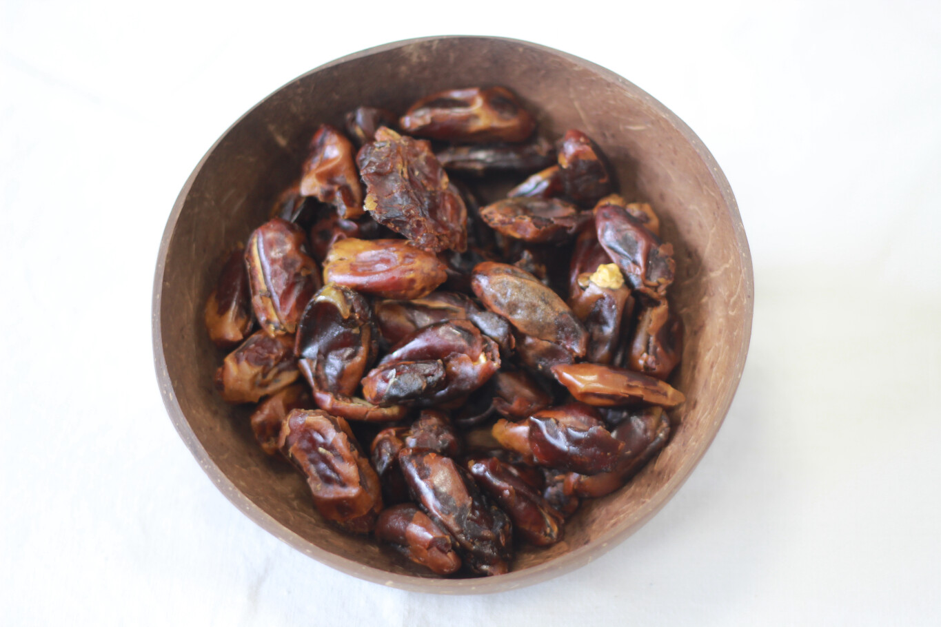Organic Dates Pitted 100g
