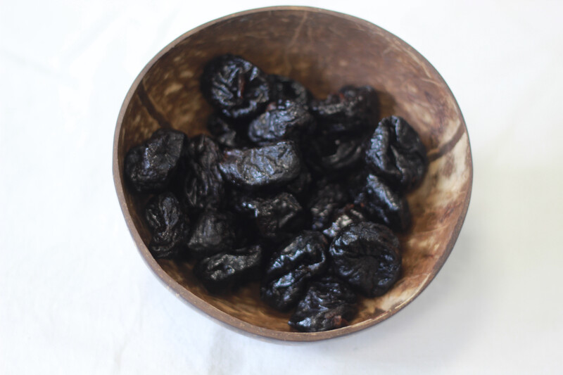 Organic Prunes Pitted 100g
