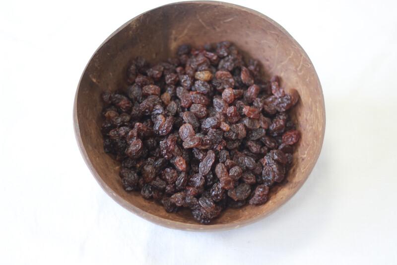 PRICE DROP!!!!!Organic Raisins 500g