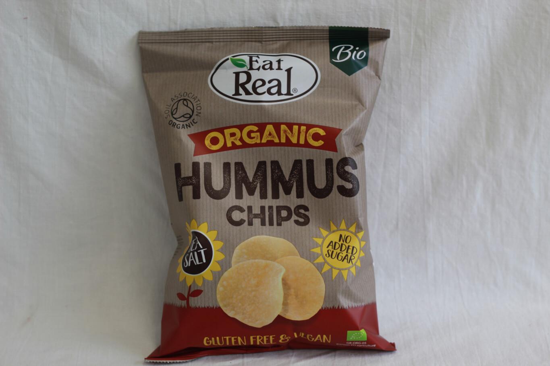 Eat Real Organic Hummus Chips