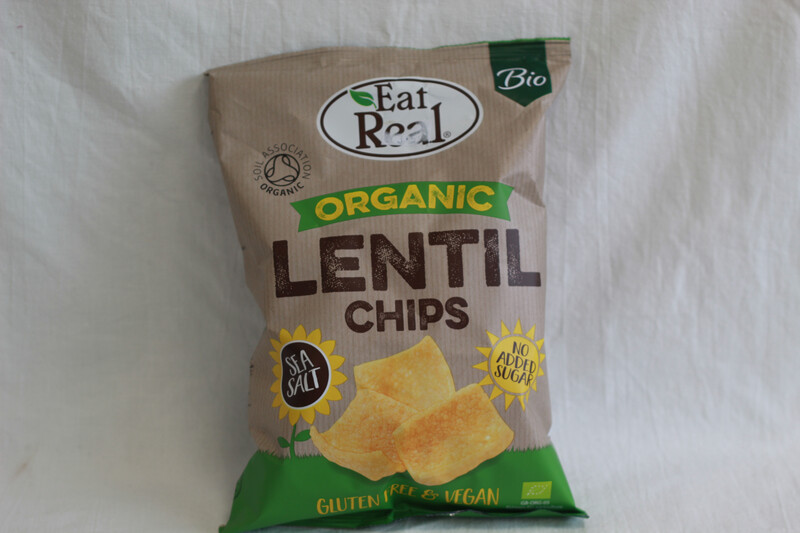 Eat Real Organic Lentil Chips