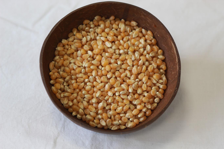 Organic Popping Corn (Popcorn) 250g
