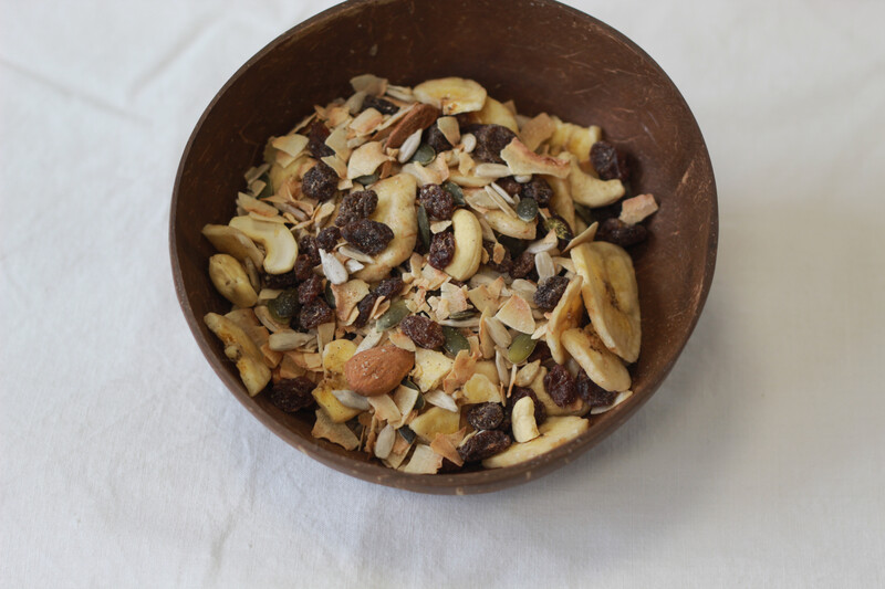 Organic Trail Mix 100g