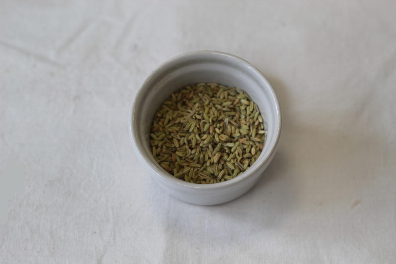 Organic Fennel Seed 20g