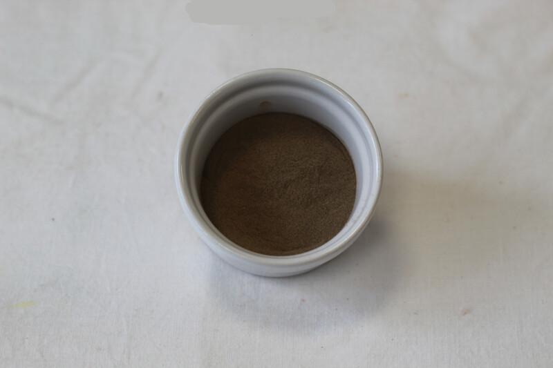Organic Fine Black Ground Peppercorns 20g