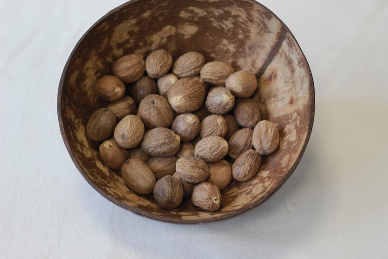 Nutmeg Whole 20g