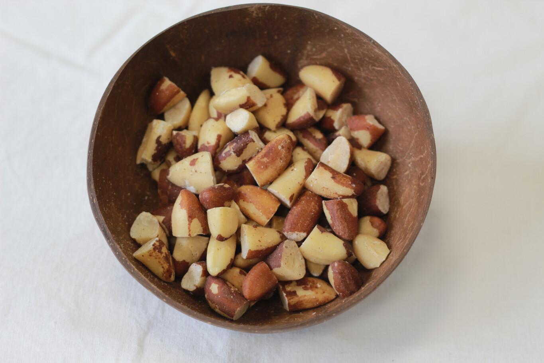 Price Drop!!!!Organic Brazil Nuts 100g