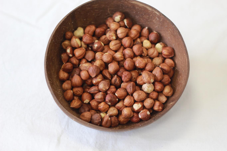 Organic Hazelnuts 100g