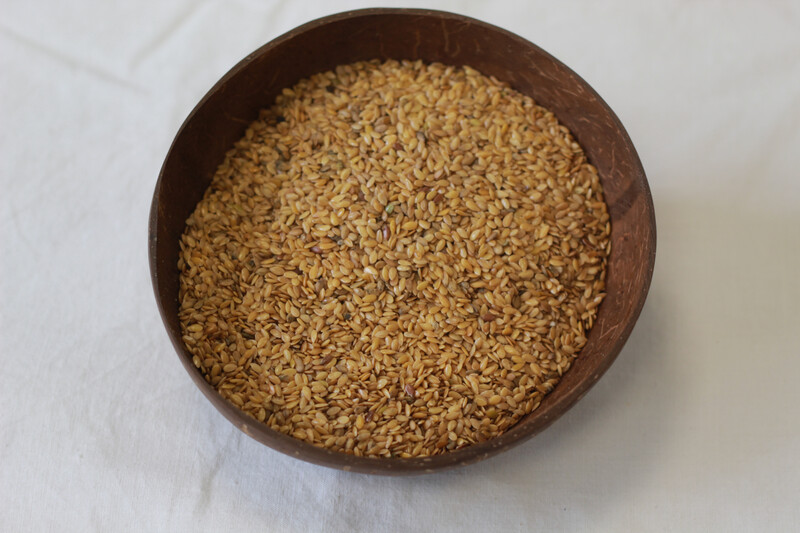 Organic Flaxseed Golden Linseed 250g
